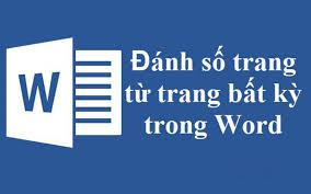[HD] Cách đánh số trang trong word 2013 (group tin học)