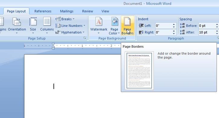 Hướng dẫn cách xóa trang bìa trong word